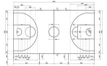Nové basketbalové koše