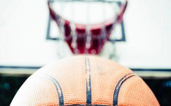 Zrekonštruované basketbalové koše