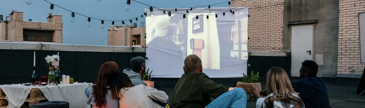 Podpora projektu Letné komunitné kino